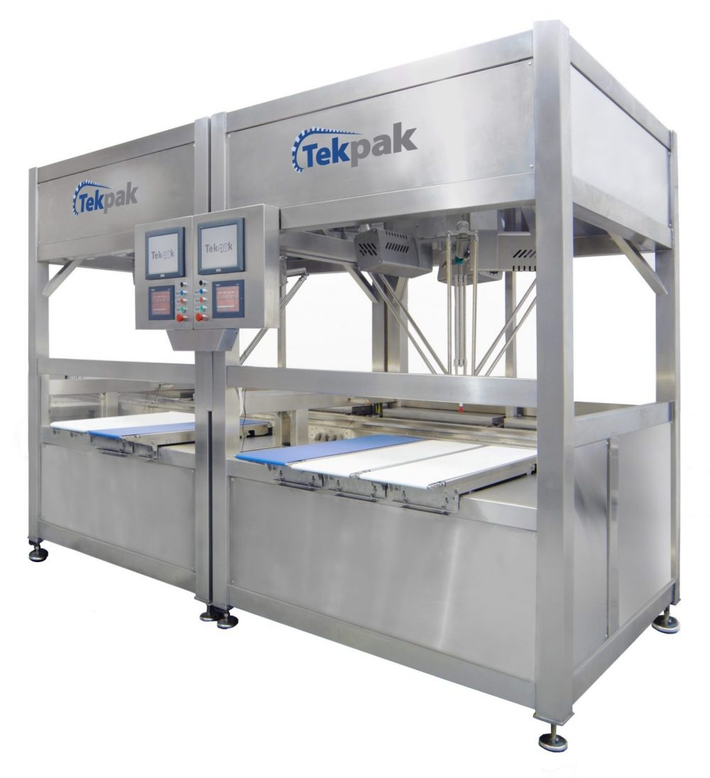 Robotic Pick and Place Twin-Cell