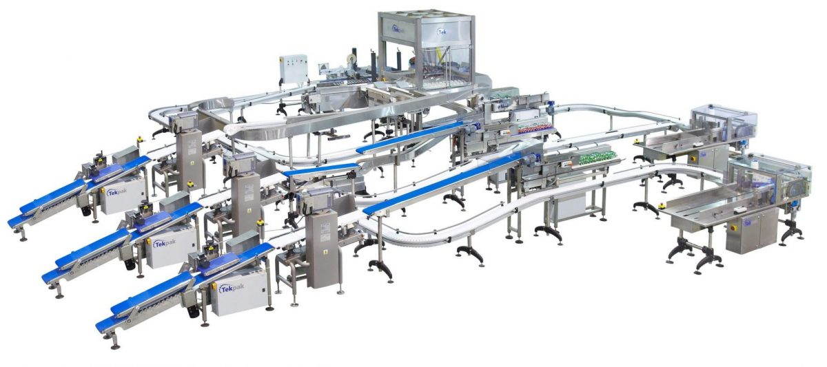 Full Line Packaging Line for Pharma and Food Industry