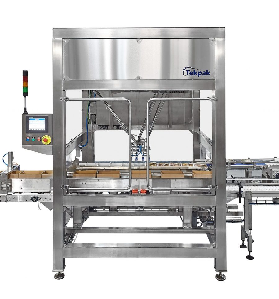 Robotic Packaging Automation for Pharma and Food Applications