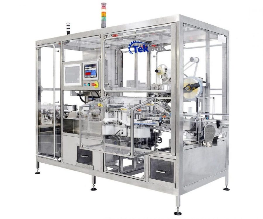 Vial Labelling and Serialisation System