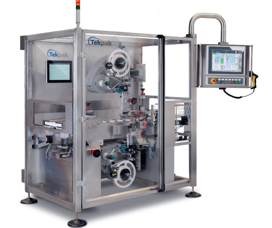 Specialised Labelling System with Serialisation Integration