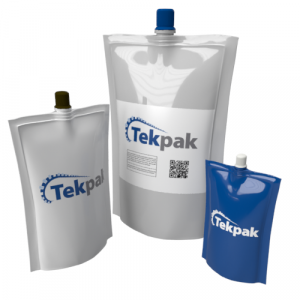 Top Spout Pouches for Food or Pharma