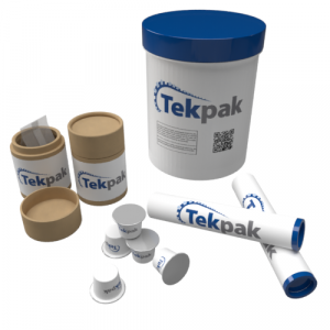 Tubes, Capsules and Tubes for Food or Pharma