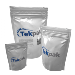 Zip Pouches for Food or Pharma