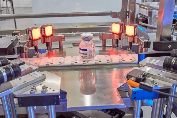 Camera Verification System for Vial Labelling