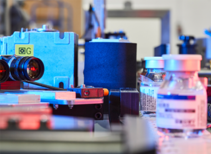 Vial Labelling Systems for the Food and Pharma Industry